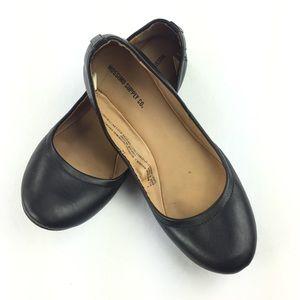 Mossimo ••• Classic Solid Black Ballet Flats